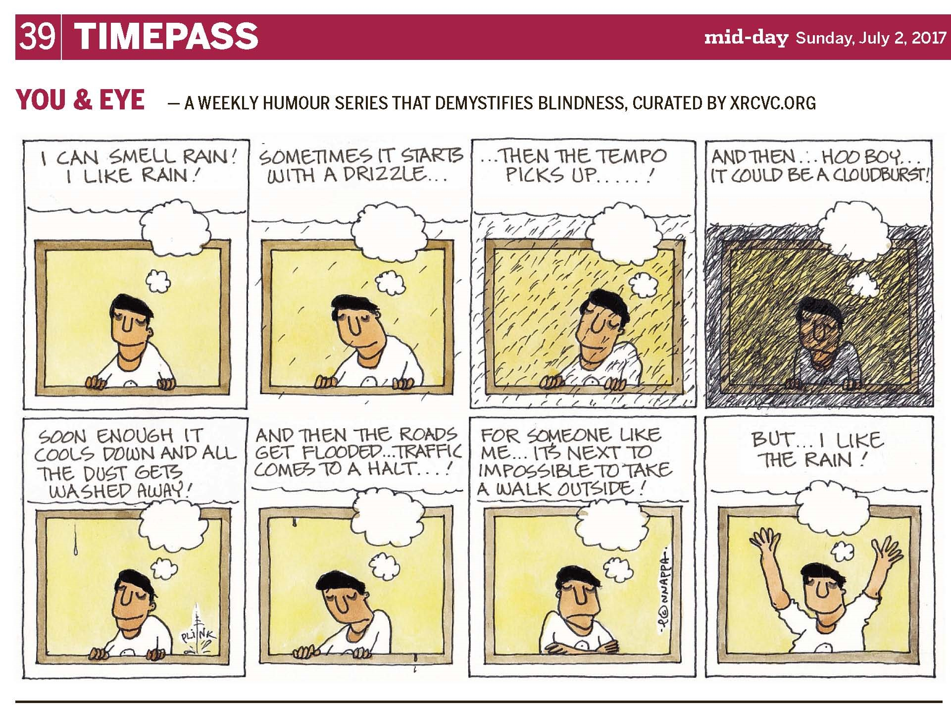 (top-left) 39 | TIMEPASS (top-right) mid-day Sunday, July 2, 2017 