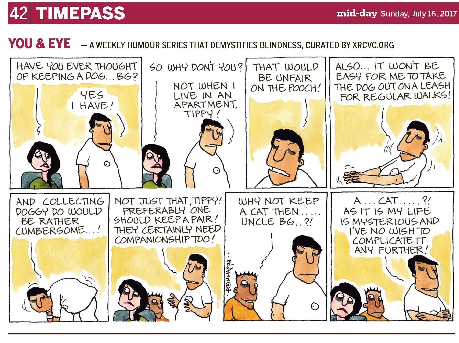 (top-left) 42 | TIMEPASS (top-right) mid-day Sunday, July 16, 2017 
