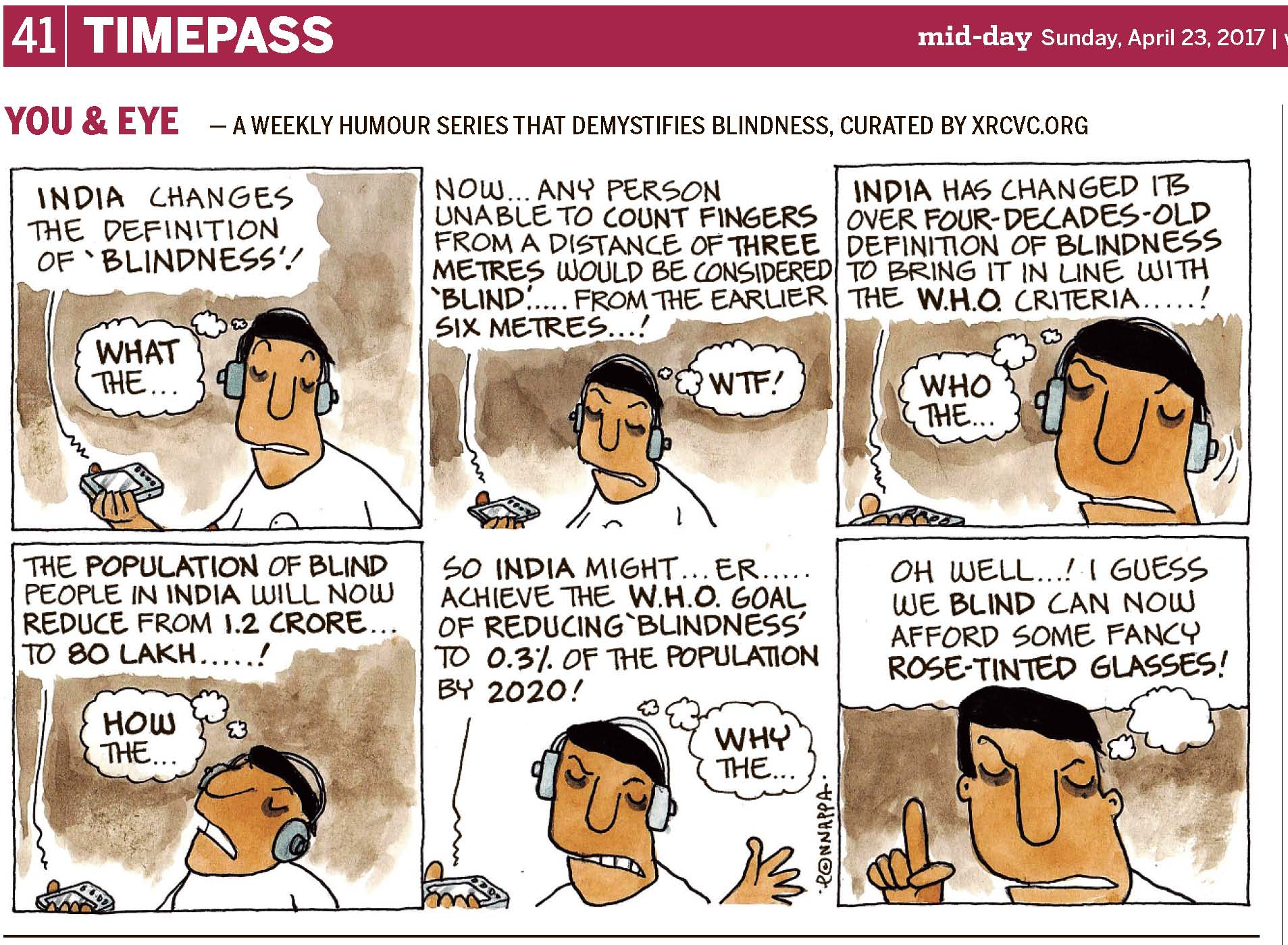 (top-left) 41 | TIMEPASS (top-right) mid-day Sunday, April 23, 2017 
