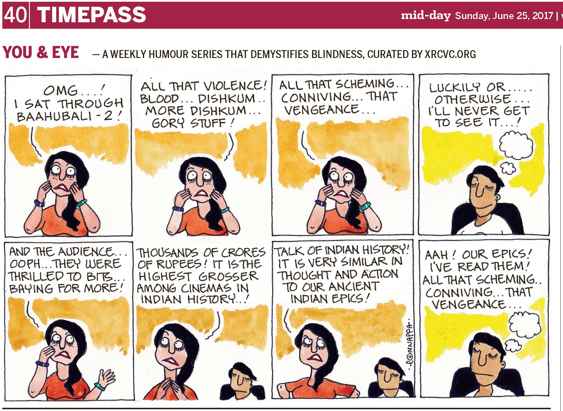 (top-left) 40 | TIMEPASS (top-right) mid-day Sunday, June 25, 2017 