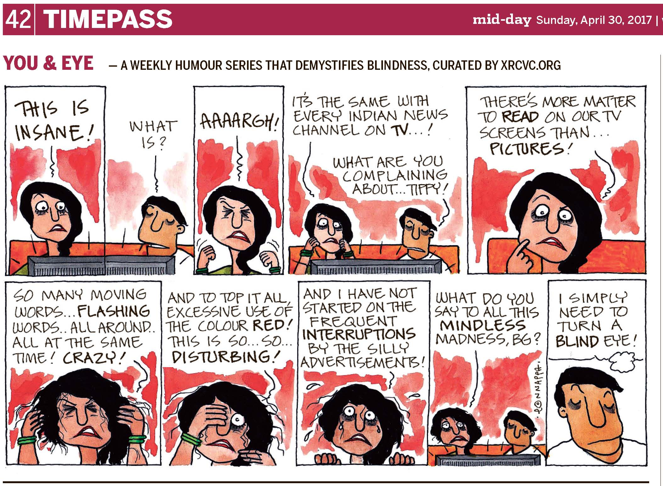 (top-left) 42 | TIMEPASS (top-right) mid-day Sunday, April 30, 2017 